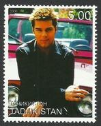 Tajikistan, 5 S. 2000, Ricky Martin, MNH - Tajikistan