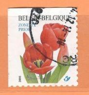 COB 3047b  Oblitéré  (Lot 231) - Belgique