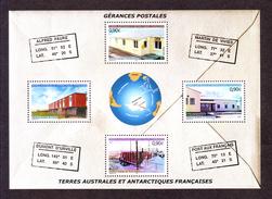 2004 - T.A.A.F. BF N⁰ 11 Neuf ** / Gérances Postales - Blocs-feuillets