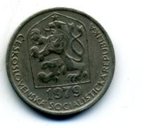 1979 50 HELLER - Tchécoslovaquie