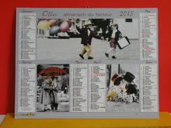 Calendrier Oller > Les Enfants - Almanach Facteur 2015 Comme Neuf - Calendriers