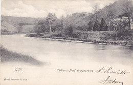 Tilff - Château Neef Et Panorama (Paul Ponselet, Précurseur, 1902) - Esneux