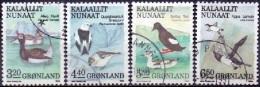 GROENLAND 1989 Vogels III GB-USED. - Gebraucht