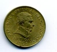 1968 5 PESOS - Uruguay