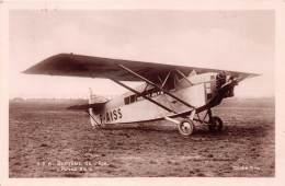 THEME AVIATION / Baptême De L' Air - Potez 32 - Flugwesen