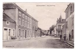 NEUFCHATEAU - Rue Jules Ferry - Neufchateau