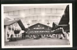 AK Berlin, Ausstellung Grüne Woche 1939, Innenansicht - Exhibitions
