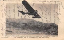 THEME HYDRAVION / Meeting De Monaco Avril 1913 - Aviateur Weymann - Monaco