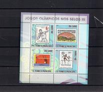 Olympische Spelen  2008 , Saint Thome Et Prince