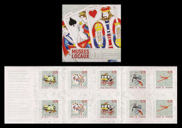 Luxembourg 2016 Mih. 2113/17 Local Museums (booklet) MNH **