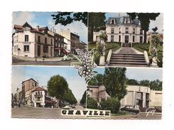 CHAVILLE MULTIVUES - Pet T - MAIRIE JARDINS - GARE - - Chaville