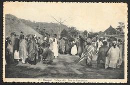 BANGUI Village Ali Fête Du Ramahdam (Artiaga Silva & Co) Centrafrique - Central African Republic