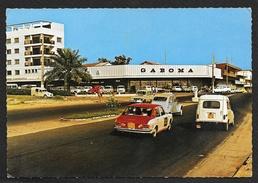 LIBREVILLE Gaboma (Trolez) Gabon - Gabon