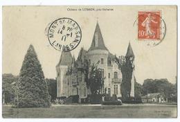 Chateau De Lubbon Pres De Gabarret - Andere Gemeenten