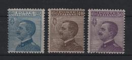 1908 Michetti Serie Completa MNH - Nuovi