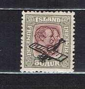 ICELAND...airmail...1928...-C-2...MNHScott Cat Val = $230.00 - Poste Aérienne