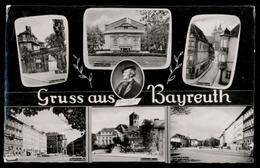 [020] Gruß Aus Bayreuth, ~1960 - Bayreuth