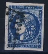 FRANCE   N°   45 - 1870 Emission De Bordeaux