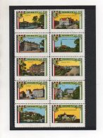 Y1432/ 10 X Reklamemarke Chemnitz  Ca.1920 - Sonstige