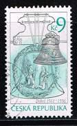 Tschechische Republik 2005, Michel# 444 O Technical Monuments - Handicraft Relics - Bells - Czech Republic