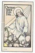 Doodsprentje Alfons MAEX Houthalen 1943 Wijchmaal 1955 Kind - Devotion Images