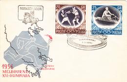 Olympische Spiele 1956, Polnischer Brief