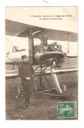 CPA  Aviation Escadrille Aérienne Du Camp De Mailly Sapeur Aviateur Bregi - Piloten