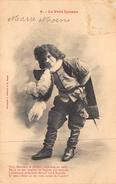 Le Petit Cyrano         Musketier    Marie Moens Signée       A 4888 - France