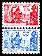 Camerun-0016 - 1939 (sg) NG - Senza Difetti Occulti. - Cameroun (1915-1959)