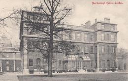 Vintage - UK England London Londres - Malborough House - 2 Scans - London