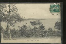 AGAY  LE GOLFE  1910 - France