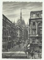 MILANO CORSO VITT. EMANUELE  VIAGGIATA  FG - Milano