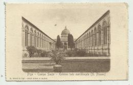 PISA - CAMPO SANTO - ESTERNO LATO MERIDIONALE  NV FP - Pisa