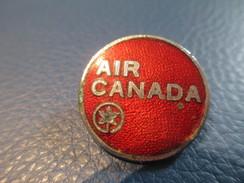 Compagnie Aérienne/Air Canada/Insigne De Boutonnière à épingle/Canada/Vers 1950 -1970       MED85 - Insignes & Rubans