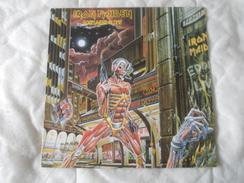 33T - Iron Maiden Somewhere In Time - Vinyl-Schallplatten