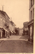COULONGES  RUE DU COMMERCE - Coulonges-sur-l'Autize