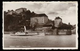 [020] Passau, Ober- Und Niederhaus, ~1940 - Passau