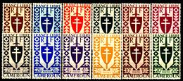 Camerun-0019 - 1941 (++) MNH - Senza Difetti Occulti. - Cameroun (1915-1959)