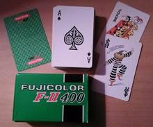 Jeu De Cartes Publicitaires FUJICOLOR - Speelkaarten