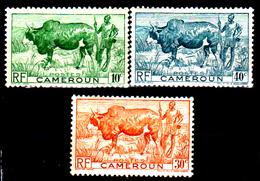 Camerun-0024 - 1946 (++) MNH - Senza Difetti Occulti. - Cameroun (1915-1959)