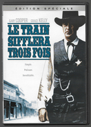 Le Train Sifflera Trois Fois Dvd - Western / Cowboy