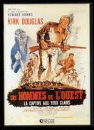 La Captive Aux Yeux Clairs Dvd - Western