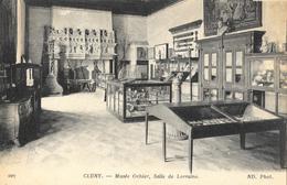 Cluny - Musée Ochier, Salle De Lorraine - Carte ND Phot. N° 107 - Museum