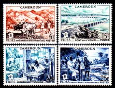 Camerun-0028 - 1956 (++) MNH - Senza Difetti Occulti. - Cameroun (1915-1959)