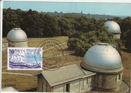 Floirac 1979 - BT Observatoire De Bordeaux - Cachets Commémoratifs