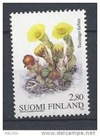 Finlande 1998 N°1397 Neuf Fleur - Finland