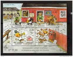 Finlande 1994 Bloc N°14 Neuf Journée De La Lettre