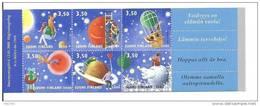 Finlande 2000 Carnet N°C1477 Neuf Salutations Amicales