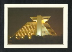 Qatar Sheraton Hotel Picture Postcard View Card - Qatar