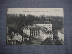 BOURBON LANCY  -  71  -  L'Etablissement Thermal Et Le Parc  -  SAONE ET LOIRE - France